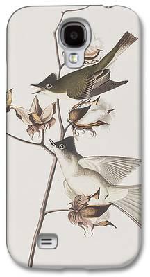 Flycatcher Galaxy S4 Cases