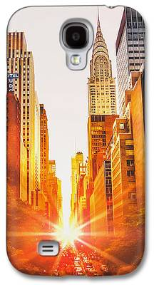 Chrysler Building Galaxy S4 Cases