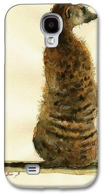 Meerkat Galaxy S4 Cases