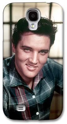 Elvis Presley Galaxy S4 Cases
