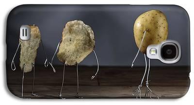 Potato Galaxy S4 Cases
