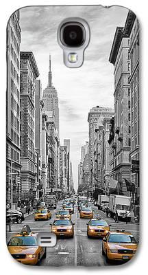 Urban Photographs Galaxy S4 Cases