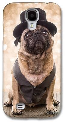 Pug Galaxy S4 Cases