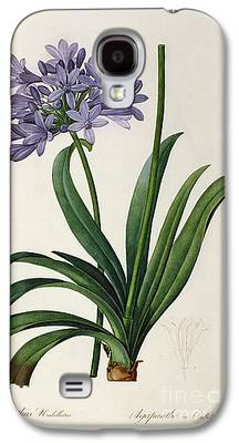 Botanical Paintings Galaxy S4 Cases