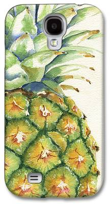 Pineapple Galaxy S4 Cases