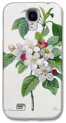 Cut Flowers Galaxy S4 Cases