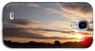 Terrene Galaxy S4 Cases