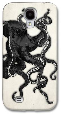 Octopus Galaxy S4 Cases