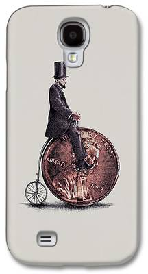 Abraham Lincoln Galaxy S4 Cases