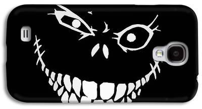 Creepy Drawings Galaxy S4 Cases