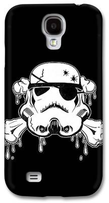 Blood Drawings Galaxy S4 Cases