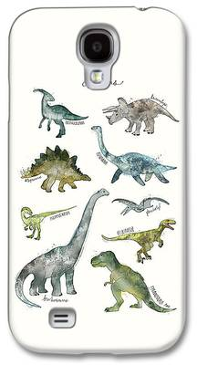 Extinct And Mythical Galaxy S4 Cases