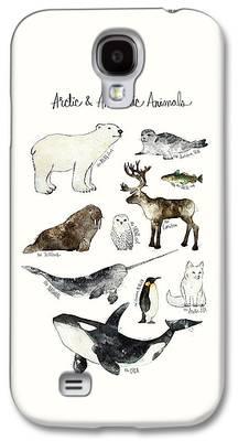 Penguin Galaxy S4 Cases