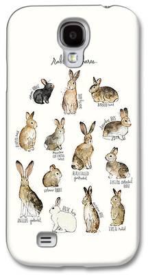 Rabbit Galaxy S4 Cases