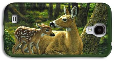 Whitetail Galaxy S4 Cases