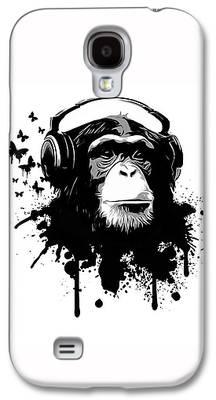 Ape Galaxy S4 Cases