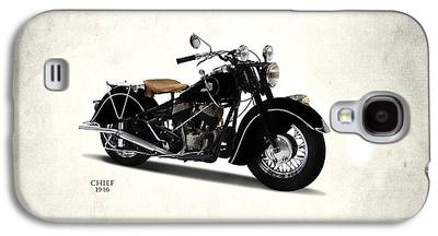 Motorcycle Photographs Galaxy S4 Cases
