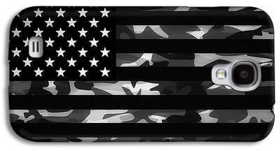 Army Digital Art Galaxy S4 Cases