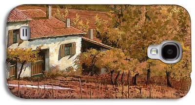 Autumn Galaxy S4 Cases
