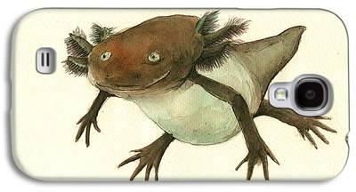 Salamanders Galaxy S4 Cases