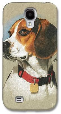 Beagle Galaxy S4 Cases