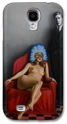 Nudes Galaxy S4 Cases