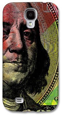 Benjamin Franklin Galaxy S4 Cases