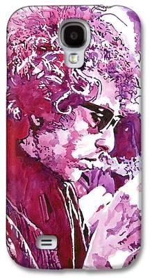 Bob Dylan Galaxy S4 Cases