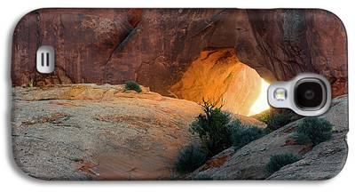 Sun Breakthrough Galaxy S4 Cases
