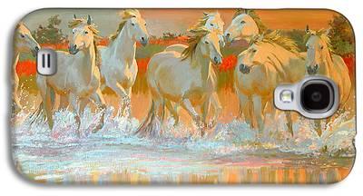 Sea Horse Galaxy S4 Cases