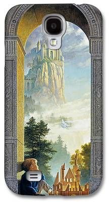 Plan Paintings Galaxy S4 Cases