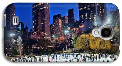 Central Park Galaxy S4 Cases