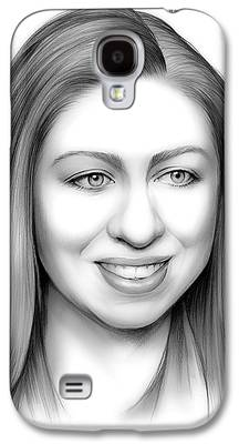 Hillary Clinton Galaxy S4 Cases