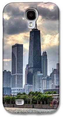 Hancock Building Galaxy S4 Cases