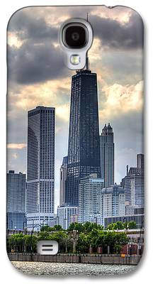 Hancock Building Galaxy S4 Cases