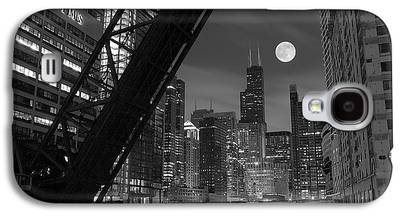 Soldier Field Galaxy S4 Cases