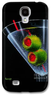 Cocktails Galaxy S4 Cases