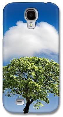 Tree Galaxy S4 Cases