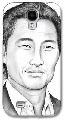 Kim Drawings Galaxy S4 Cases