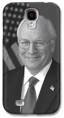 Dick Cheney Galaxy S4 Cases
