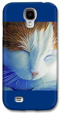 Catnap Galaxy S4 Cases