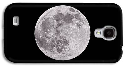 Moonscape Galaxy S4 Cases