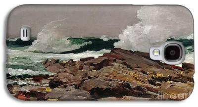 Sea View Galaxy S4 Cases