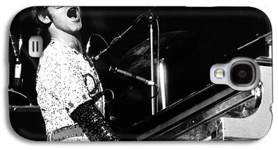 Elton John Galaxy S4 Cases