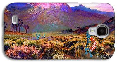 Fertility Paintings Galaxy S4 Cases