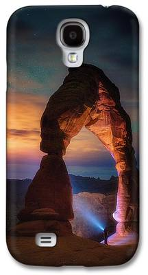 Metal Photographs Galaxy S4 Cases