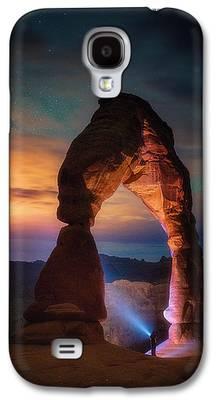 Darren Galaxy S4 Cases