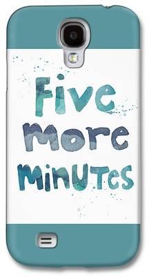 Bedroom Art Galaxy S4 Cases