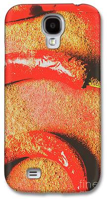Component Photographs Galaxy S4 Cases