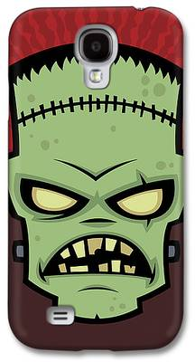 Monster Galaxy S4 Cases